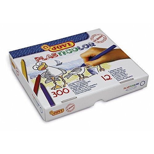 Jovi–Wirtschaftliche plasticolor, Box mit 300Stück (929)