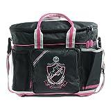Hy Shine Pro Grooming Bag - Black / Pink / Grey