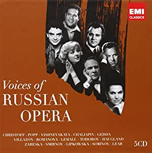 Voices of Russian Opera