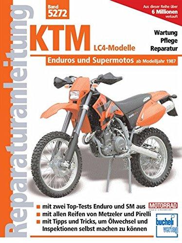 Preisvergleich Produktbild KTM LC4-Modelle: Enduros und Supermotos