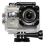 ICONNTECHS IT 4K Ultra HD Wasserfeste Sport-Actionkamera, 170° Weitwinkellinse, Full HD 1080P Sony...