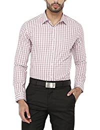 Stop by Shoppers Stop Mens Slim Collar Check Shirt