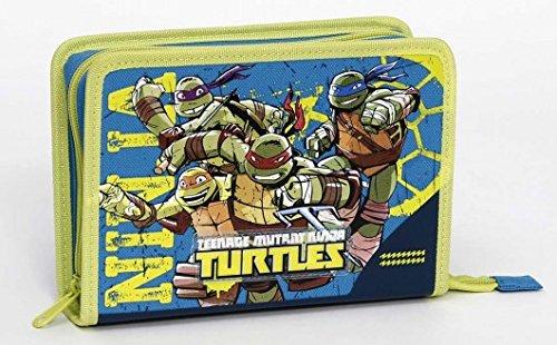 Turtles nuovo astuccio triplo deluxe