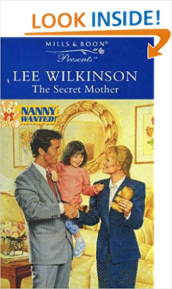 Book The Secret Mother (Presents)