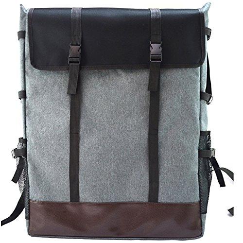 fanchuang Leinwand Art Supply Portfolio Tasche Rucksack tragen für Sketch Board Staffelei Palette...