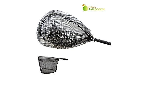 Shaddock angeln kescher fisch saver nylon astreines micro mesh und