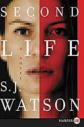 Second Life LP by S J Watson (2015-06-09)