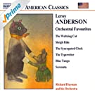 Anderson, L.: Orchestral Favourites