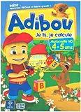 Adibou je lis je calcule 4/5 ans