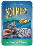 Finnern Schmusy Nature Meeres-Fisch Thunfisch pur 24 x 100 g