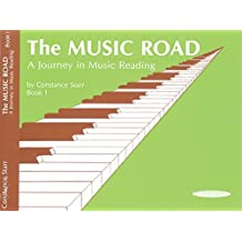 The Music Road, Bk 1: A Journey in Music Reading (Suzuki Piano Reference) by Constance Starr (1996-08-01)