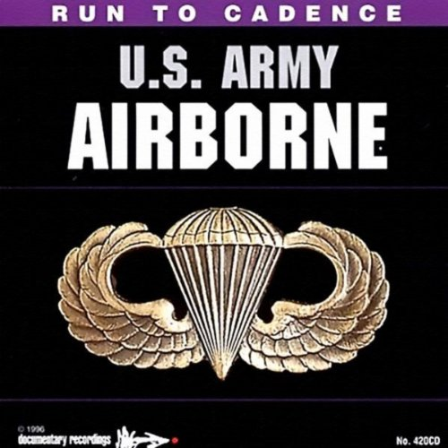 Run To Cadence With The U.S. Army Airborne