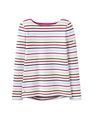 Joules Womens/Ladies Harbour Print 3/4 Sleeve Jersey Sweat Top