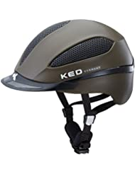 KED paso casque d'équitation marron taille m 52-58 cm - 16555251 m