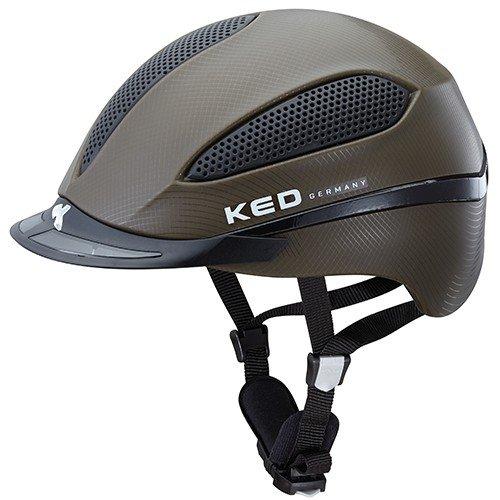 KED Reithelm Paso M Brown 52-58 cm - 16555251M