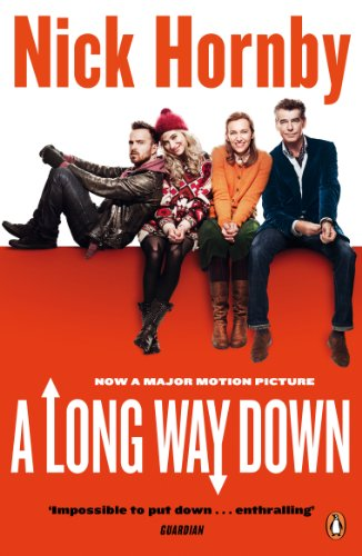A Long Way Down: the international bestseller (English Edition)