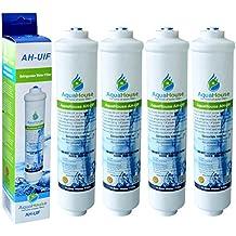 4x AquaHouse UIFS Compatibile Filtro Frigorifero acqua per Samsung DA29-10105J