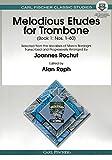 Melodious Études 1 Trombone +CD