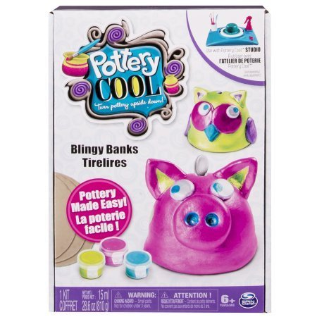 Pottery Cool, Blingy Banks Refill Project Kit, by Spin Master by Pottery Cool