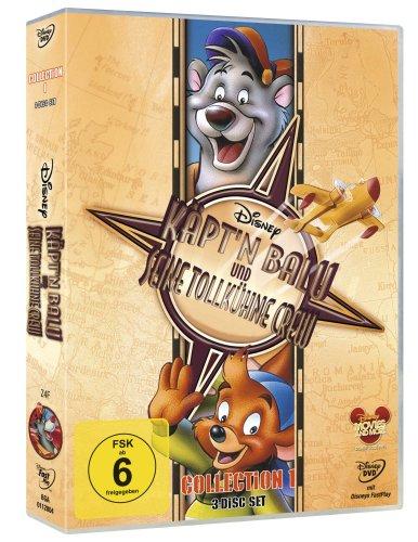 Käptn Balu und seine tollkühne Crew - Collection 1 [3 DVDs]: Alle Infos bei Amazon