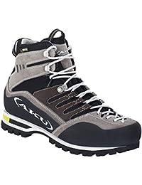 Zapatillas AKU 598 VIAZ GTX-071 Gris gris gris Talla:38