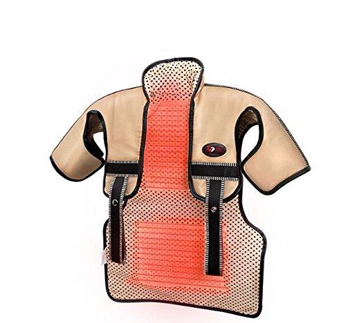 Schulter-Massagegerät Schulter-Massage-Ansatz Schulter-Schulter-Hals-Schulter-Heizung Schulter-Moxibustion-Massage-Tücher (Massagegeräte Oster)