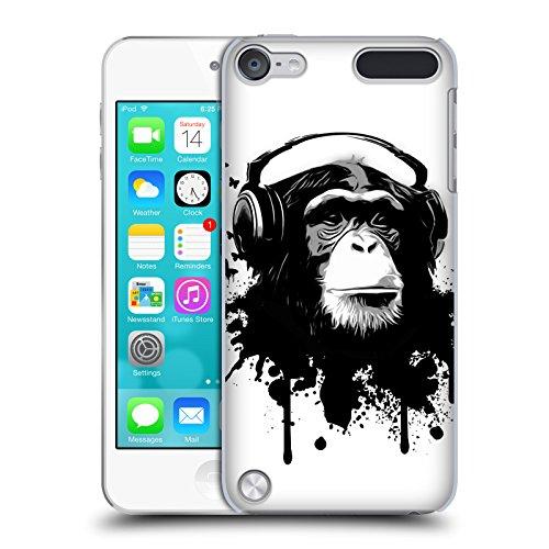 Offizielle Nicklas Gustafsson Weisser Affe Business Tiere Ruckseite Hülle für iPod Touch 5th Gen / 6th Gen