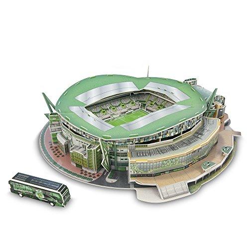 Kog - Sporting Lisbon Jose Alvalade Stadium Puzzle 3D
