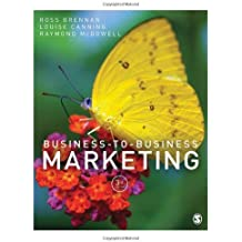 Business-to-Business Marketing by Ross Brennan (23-Apr-2014) Paperback