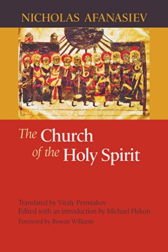 Church of the Holy Spirit, The (English Edition)