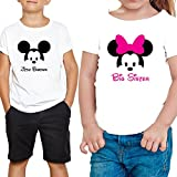 Best Big Brother Tshirt Kids - Limit Fashion Store - Big Sister + Little Review