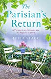 The Parisian's Return (Fogas Chronicles 2) by Julia Stagg