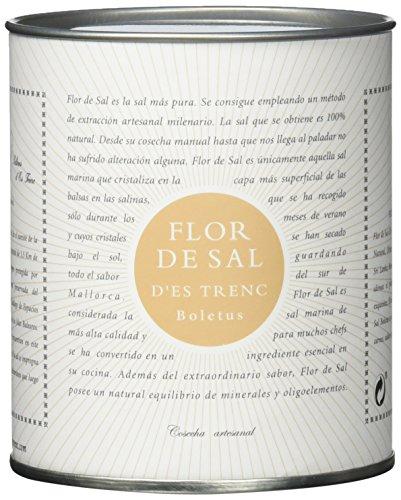 Gusto Mundial Flor de Sal d\'es Trenc Boletus, 1er Pack (1 x 150 g)