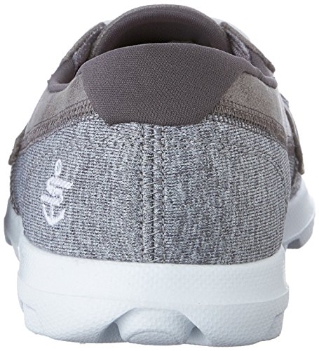 Skechers On-the-go Shoe Headsail 3 Eye Boat Anthracite