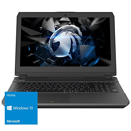 Kiebel Gamer Laptop Pro 7.0 (15,6 Zoll 39.6cm FullHD matt IPS G-Sync) Gaming Notebook (Intel Core i7 7700HQ 4x2.8 GHz, 16GB DDR4, NVIDIA Geforce GTX 1070 8GB, 512GB M.2 SSD, 1TB HDD, Sound Blaster X-Fi, 433Mbit WLAN, Bluetooth, Webcam, Win10) Gamer Notebook [181157] Alienware I7 16gb