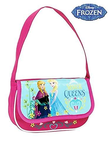 Disney Frozen 22cm Sister Queens Sac à (Flap Satchel Handbag)