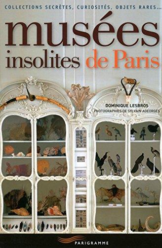 Muses insolites de Paris 2015