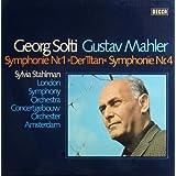 Symphonie Nr.1 / Symphonie Nr.4 / DK 11511/1-2