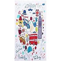 Amazon.fr : rideaux 90x90 - Rideaux / Rideaux de douche, crochets et ...