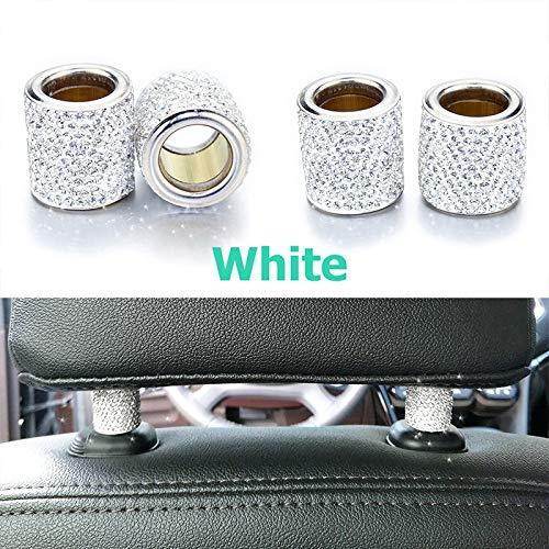 Parkomm Auto Kopfstütze Kragen, Auto Kopfstütze Dekoration, Universal Autositz Kopfstütze Dekoration Für Auto SUV