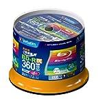 50 Verbatim Bluray BD-R DL 50GB Dual...
