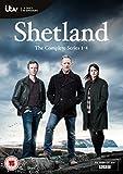 Shetland Series 1-4 [DVD] [2018]