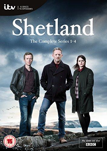 Series 1-4 (6 DVDs)