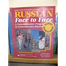 Russian: Face to Face : Beginning: A Communicative Programme in Contemporary Russian (Language - Russian)