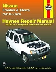 Nissan Frontier & Xterra, '05-'08 (Automotive Repair Manual) by John H Haynes (2008-06-15)