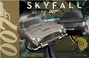 Scalextric C1294 James Bond 007 Skyfall 1:32 Scale Race Set