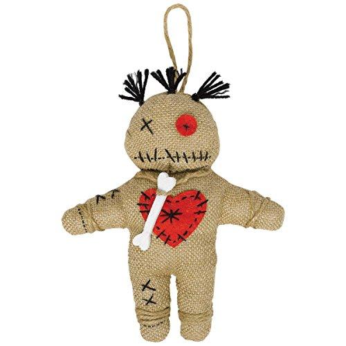 o Puppe (Voodoo-hexe Kostüm)