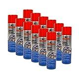 Nigrin 12 x 73889 Ketten-Reiniger für Motorräder 500 ml