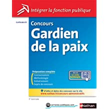 CONCOURS GARDIEN PAIX N17