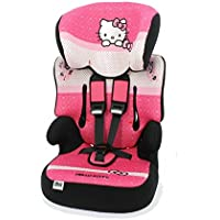 MyCarSit Hello Kitty High Back Booster Seat with Harness